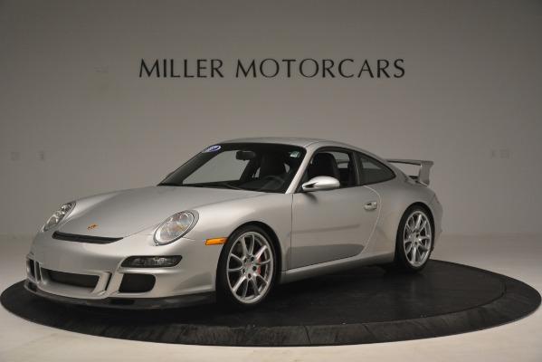 Used 2007 Porsche 911 GT3 for sale Sold at Alfa Romeo of Westport in Westport CT 06880 2