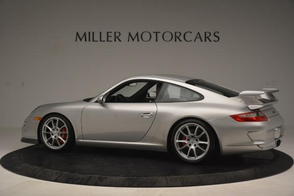 Used 2007 Porsche 911 GT3 for sale Sold at Alfa Romeo of Westport in Westport CT 06880 4