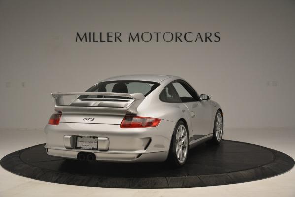 Used 2007 Porsche 911 GT3 for sale Sold at Alfa Romeo of Westport in Westport CT 06880 7
