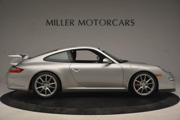 Used 2007 Porsche 911 GT3 for sale Sold at Alfa Romeo of Westport in Westport CT 06880 9