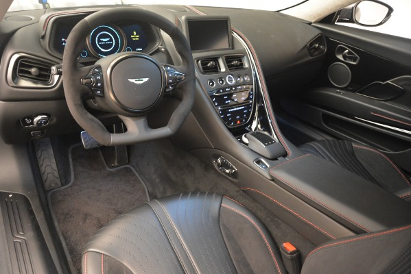 New 2019 Aston Martin DB11 V12 AMR Coupe for sale Sold at Alfa Romeo of Westport in Westport CT 06880 13