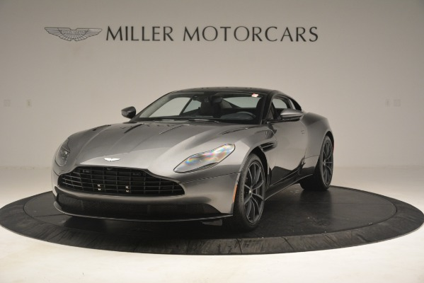 New 2019 Aston Martin DB11 V12 AMR Coupe for sale Sold at Alfa Romeo of Westport in Westport CT 06880 2