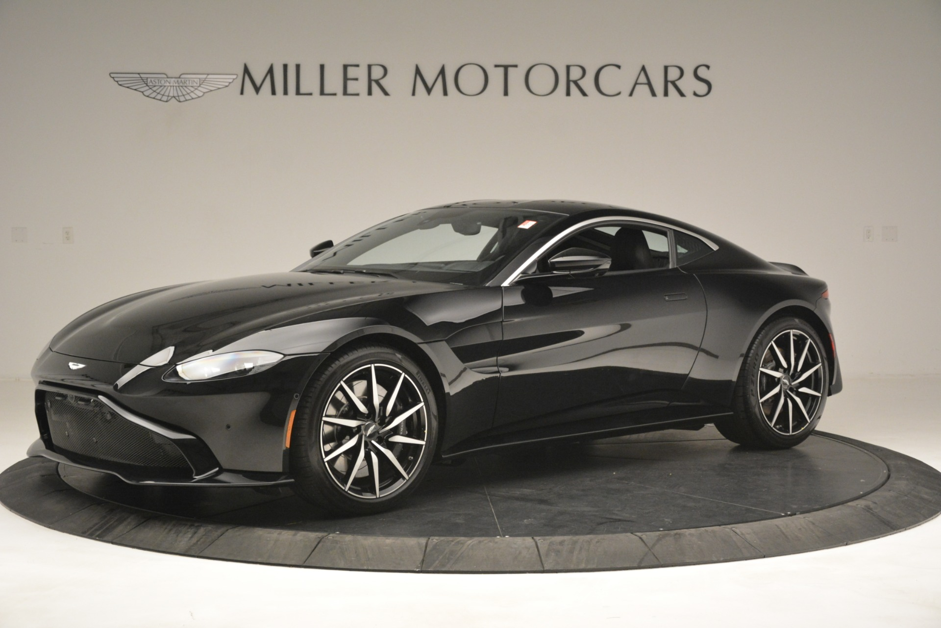 New 2019 Aston Martin Vantage Coupe for sale Sold at Alfa Romeo of Westport in Westport CT 06880 1