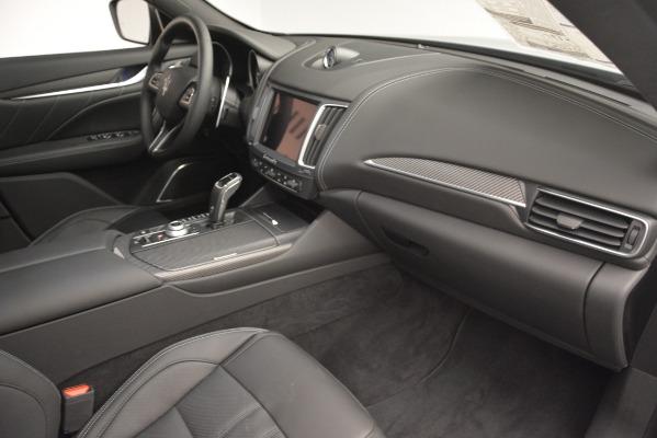 New 2019 Maserati Levante S Q4 GranSport for sale Sold at Alfa Romeo of Westport in Westport CT 06880 22