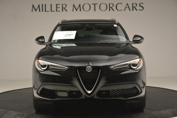 New 2019 Alfa Romeo Stelvio Ti Q4 for sale Sold at Alfa Romeo of Westport in Westport CT 06880 12