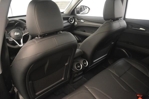 New 2019 Alfa Romeo Stelvio Ti Q4 for sale Sold at Alfa Romeo of Westport in Westport CT 06880 19