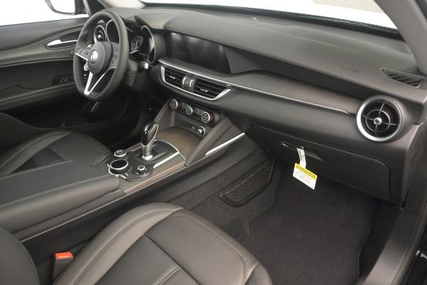 New 2019 Alfa Romeo Stelvio Ti Q4 for sale Sold at Alfa Romeo of Westport in Westport CT 06880 21