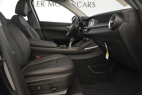 New 2019 Alfa Romeo Stelvio Ti Q4 for sale Sold at Alfa Romeo of Westport in Westport CT 06880 22
