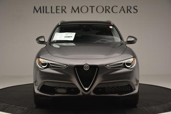 New 2019 Alfa Romeo Stelvio Ti Lusso Q4 for sale Sold at Alfa Romeo of Westport in Westport CT 06880 12