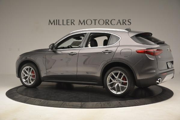 New 2019 Alfa Romeo Stelvio Ti Lusso Q4 for sale Sold at Alfa Romeo of Westport in Westport CT 06880 4