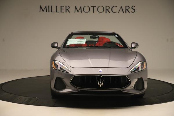 New 2018 Maserati GranTurismo Sport Convertible for sale $159,740 at Alfa Romeo of Westport in Westport CT 06880 12