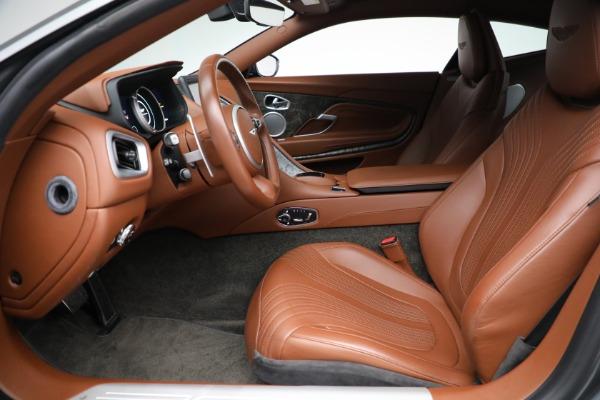 New 2019 Aston Martin DB11 V8 for sale Sold at Alfa Romeo of Westport in Westport CT 06880 15