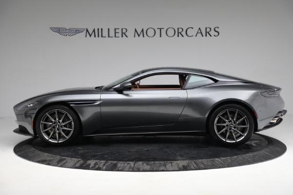 New 2019 Aston Martin DB11 V8 for sale Sold at Alfa Romeo of Westport in Westport CT 06880 3