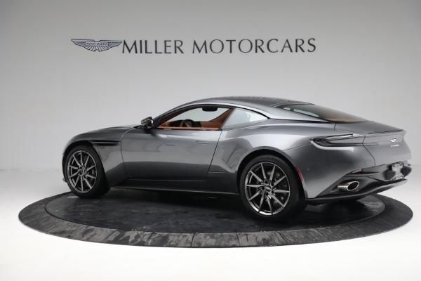 New 2019 Aston Martin DB11 V8 for sale Sold at Alfa Romeo of Westport in Westport CT 06880 5