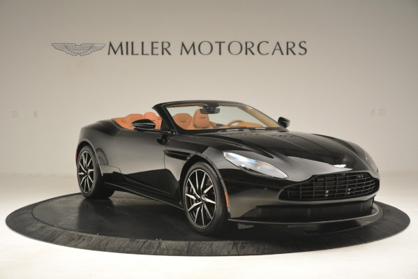 New 2019 Aston Martin DB11 V8 Convertible for sale Sold at Alfa Romeo of Westport in Westport CT 06880 11