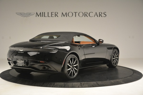 New 2019 Aston Martin DB11 V8 Convertible for sale Sold at Alfa Romeo of Westport in Westport CT 06880 16