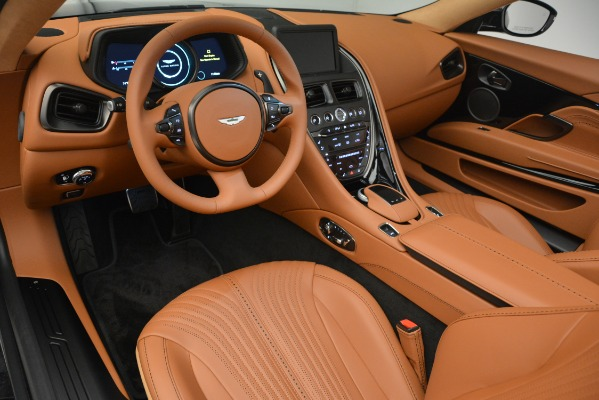 New 2019 Aston Martin DB11 V8 Convertible for sale Sold at Alfa Romeo of Westport in Westport CT 06880 20