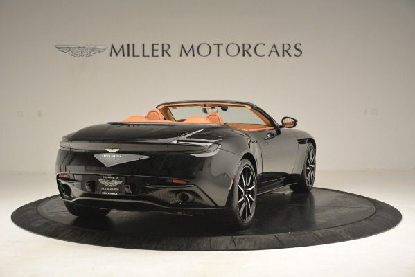 New 2019 Aston Martin DB11 V8 Convertible for sale Sold at Alfa Romeo of Westport in Westport CT 06880 7