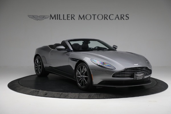 New 2019 Aston Martin DB11 V8 Convertible for sale Sold at Alfa Romeo of Westport in Westport CT 06880 10