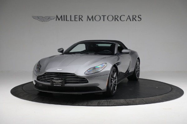 New 2019 Aston Martin DB11 V8 Convertible for sale Sold at Alfa Romeo of Westport in Westport CT 06880 12