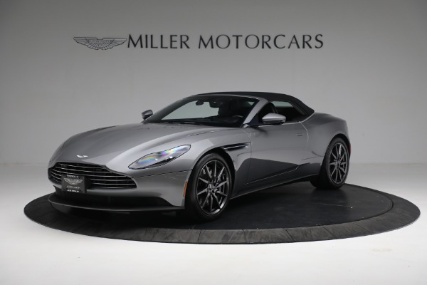 New 2019 Aston Martin DB11 V8 Convertible for sale Sold at Alfa Romeo of Westport in Westport CT 06880 13