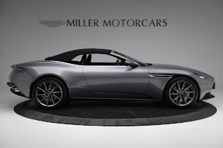 New 2019 Aston Martin DB11 V8 Convertible for sale Sold at Alfa Romeo of Westport in Westport CT 06880 15