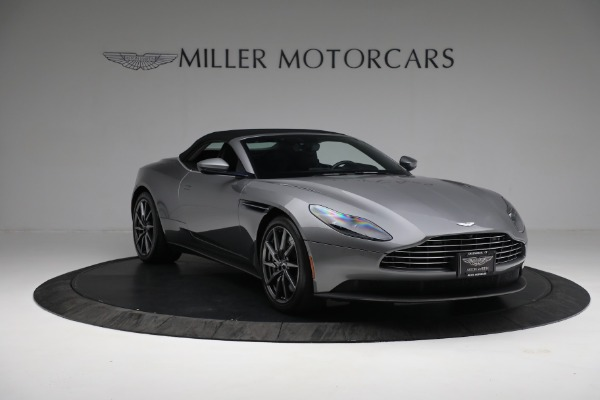 New 2019 Aston Martin DB11 V8 Convertible for sale Sold at Alfa Romeo of Westport in Westport CT 06880 17