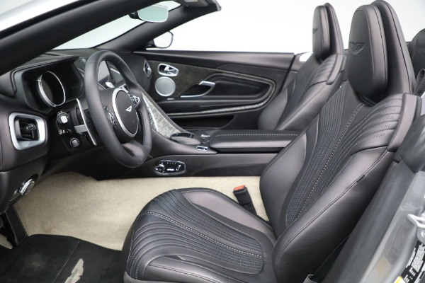 New 2019 Aston Martin DB11 V8 Convertible for sale Sold at Alfa Romeo of Westport in Westport CT 06880 18