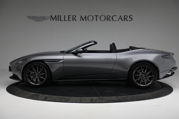 New 2019 Aston Martin DB11 V8 Convertible for sale Sold at Alfa Romeo of Westport in Westport CT 06880 2