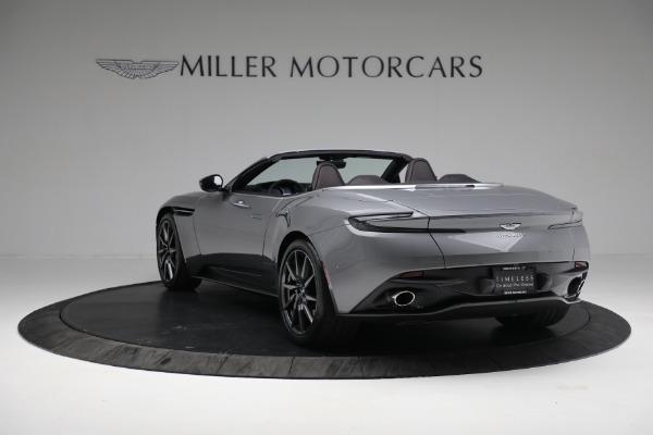New 2019 Aston Martin DB11 V8 Convertible for sale Sold at Alfa Romeo of Westport in Westport CT 06880 3