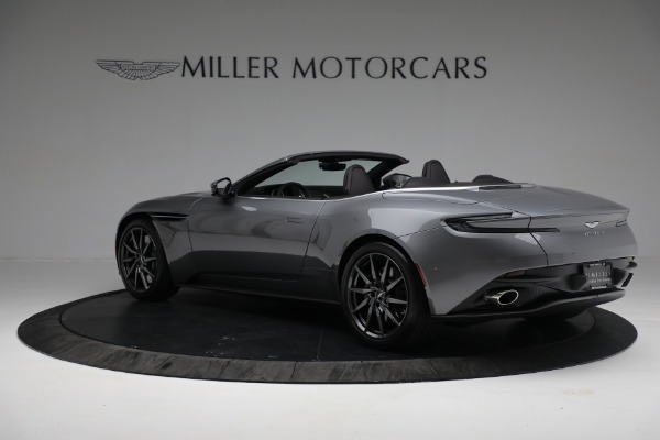 New 2019 Aston Martin DB11 V8 Convertible for sale Sold at Alfa Romeo of Westport in Westport CT 06880 4