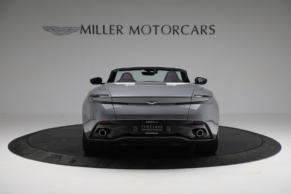 New 2019 Aston Martin DB11 V8 Convertible for sale Sold at Alfa Romeo of Westport in Westport CT 06880 5