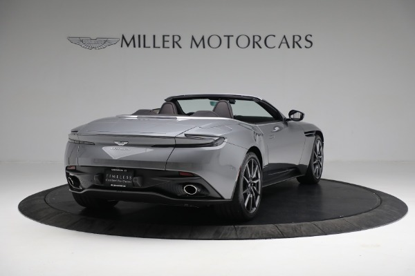 New 2019 Aston Martin DB11 V8 Convertible for sale Sold at Alfa Romeo of Westport in Westport CT 06880 6