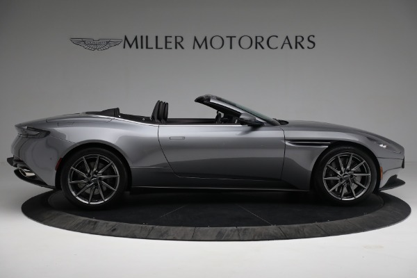 New 2019 Aston Martin DB11 V8 Convertible for sale Sold at Alfa Romeo of Westport in Westport CT 06880 8