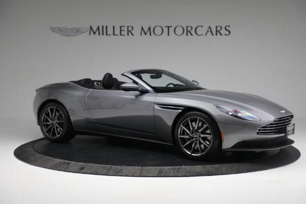 New 2019 Aston Martin DB11 V8 Convertible for sale Sold at Alfa Romeo of Westport in Westport CT 06880 9