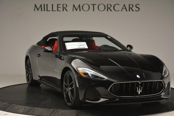 New 2018 Maserati GranTurismo Sport Convertible for sale Sold at Alfa Romeo of Westport in Westport CT 06880 22