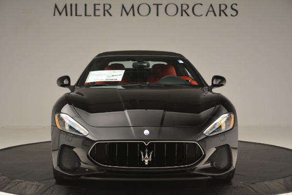New 2018 Maserati GranTurismo Sport Convertible for sale Sold at Alfa Romeo of Westport in Westport CT 06880 24