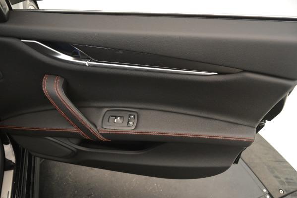 New 2019 Maserati Ghibli S Q4 for sale Sold at Alfa Romeo of Westport in Westport CT 06880 25