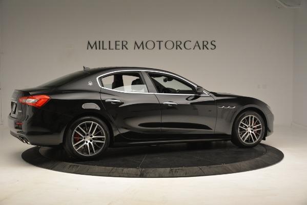 New 2019 Maserati Ghibli S Q4 for sale Sold at Alfa Romeo of Westport in Westport CT 06880 8