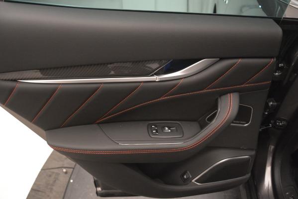 New 2019 Maserati Levante S Q4 GranSport for sale Sold at Alfa Romeo of Westport in Westport CT 06880 21