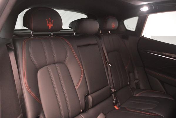 New 2019 Maserati Levante S Q4 GranSport for sale Sold at Alfa Romeo of Westport in Westport CT 06880 26
