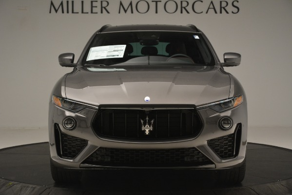 New 2019 Maserati Levante S Q4 GranSport for sale Sold at Alfa Romeo of Westport in Westport CT 06880 12