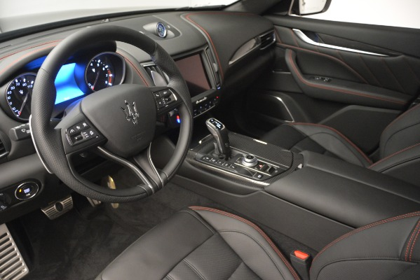 New 2019 Maserati Levante S Q4 GranSport for sale Sold at Alfa Romeo of Westport in Westport CT 06880 13