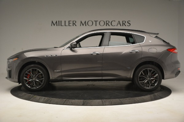 New 2019 Maserati Levante S Q4 GranSport for sale Sold at Alfa Romeo of Westport in Westport CT 06880 3