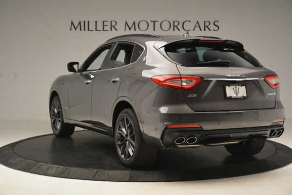 New 2019 Maserati Levante S Q4 GranSport for sale Sold at Alfa Romeo of Westport in Westport CT 06880 5