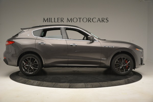 New 2019 Maserati Levante S Q4 GranSport for sale Sold at Alfa Romeo of Westport in Westport CT 06880 9