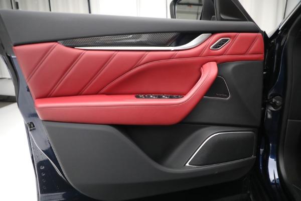 New 2019 Maserati Levante S Q4 GranSport for sale Sold at Alfa Romeo of Westport in Westport CT 06880 17