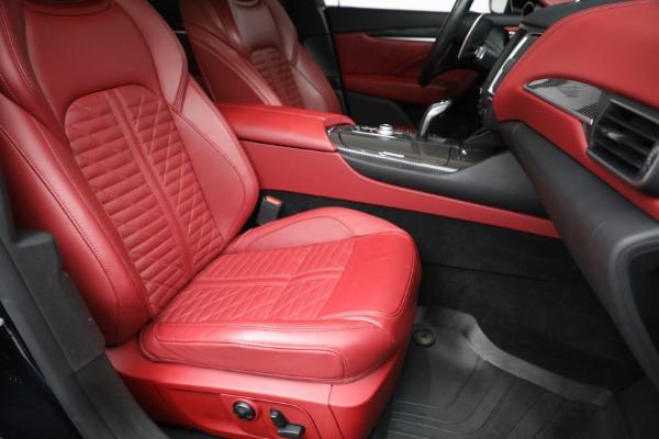 New 2019 Maserati Levante S Q4 GranSport for sale Sold at Alfa Romeo of Westport in Westport CT 06880 23
