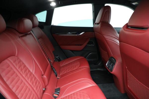 New 2019 Maserati Levante S Q4 GranSport for sale Sold at Alfa Romeo of Westport in Westport CT 06880 25