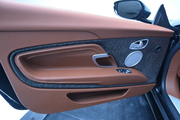 New 2019 Aston Martin DB11 V8 for sale Sold at Alfa Romeo of Westport in Westport CT 06880 18
